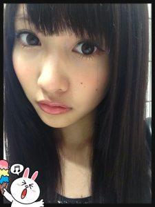 佐野ひなこ髪型ロング7