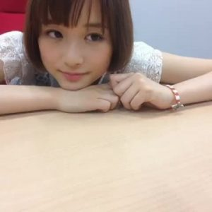 大原櫻子髪型ぼぶ3