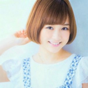 大原櫻子髪型ボブ6