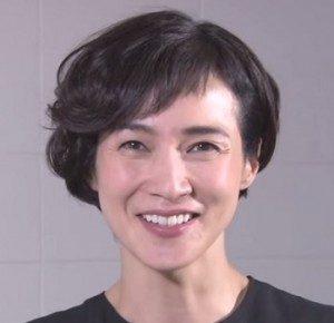 安田成美髪型ショート5