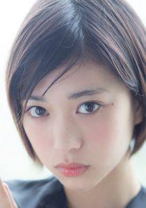 森川葵髪型ショート2