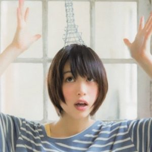 森川葵髪型ショート4