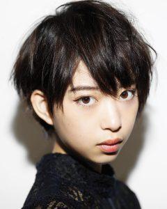 森川葵髪型ショート6