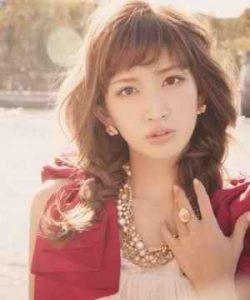 紗栄子髪型アレンジ