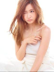 紗栄子髪型1