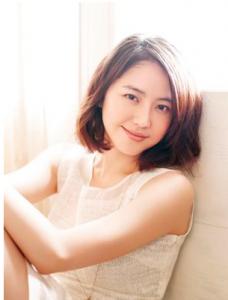 長澤まさみ髪型17