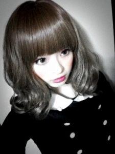 きゃりー髪型ボブ10