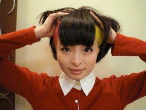 きゃりー髪型ボブ6