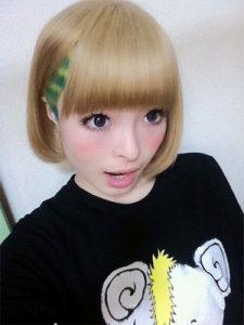 きゃりー髪型ボブ8