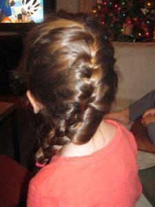 エルサ髪型4