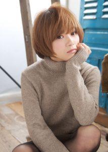 ショート髪型4