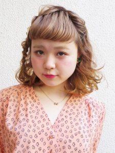 ショート髪型8