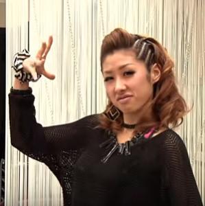 ダンス髪型11