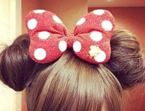 ディズニーランド髪型