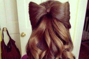 ディズニー髪型ロング5