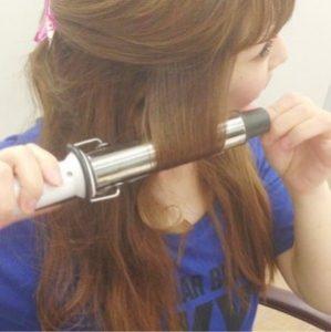 ローラ髪型3