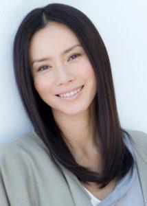 中谷美紀髪型