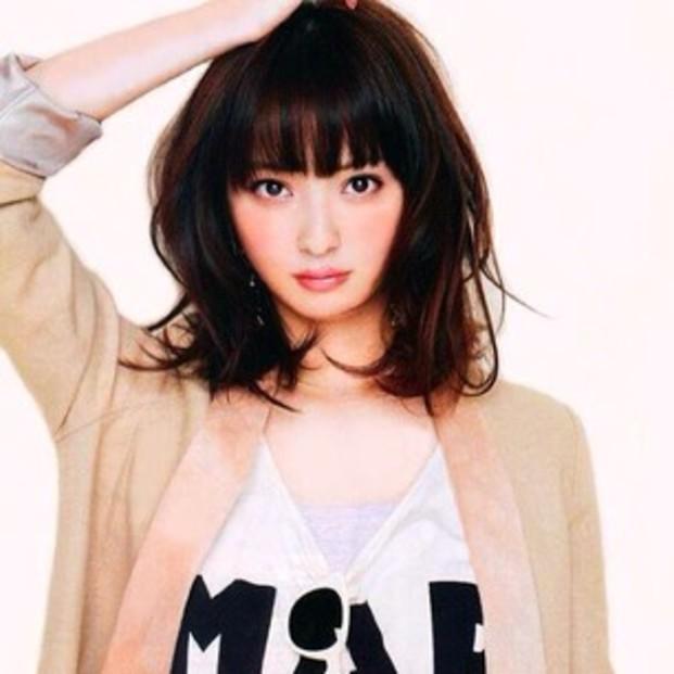 佐々木希髪型3