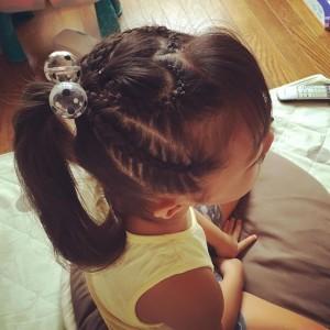 女の子可愛い髪型10