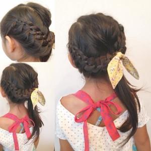 女の子可愛い髪型15