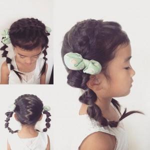 女の子可愛い髪型9
