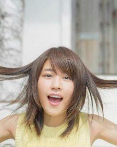 有村架純髪型10