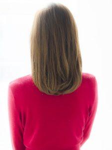 30代髪型ミディアム10