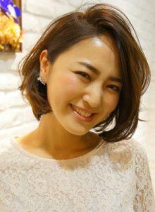 30代髪型ミディアム