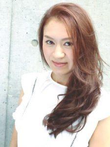 30代髪型ロング11