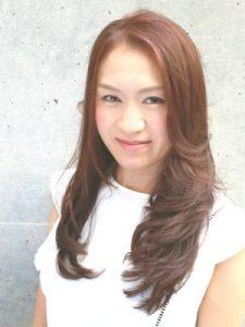 30代髪型ロング12