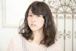 30代髪型ロング13