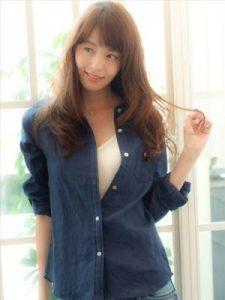 30代髪型ロング1