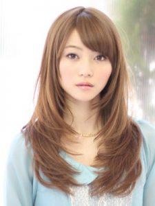30代髪型ロング5