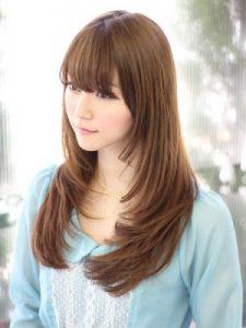 30代髪型ロング6