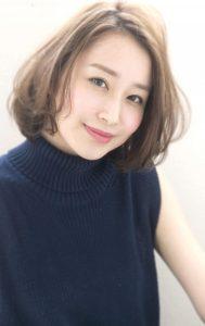 40代髪型ボブ7