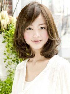 40代髪型ミディアム2