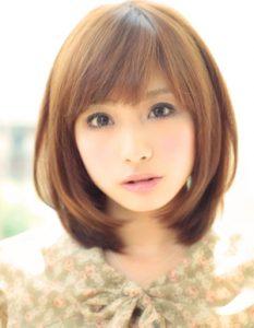 40代髪型ミディアム4