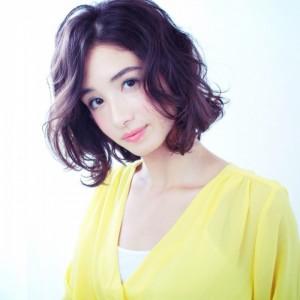 40代髪型ミディアム6