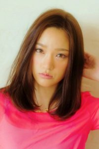 40代髪型ミディアム