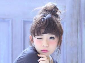 BBQ髪型