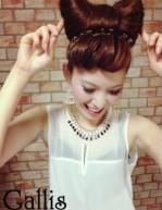 ハロウィン髪型12