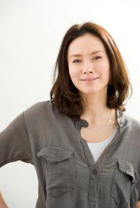 中谷美紀髪型10