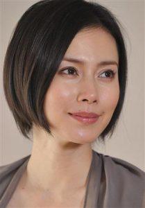 中谷美紀髪型11