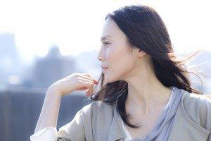 中谷美紀髪型5