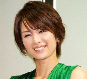 吉瀬美智子髪型