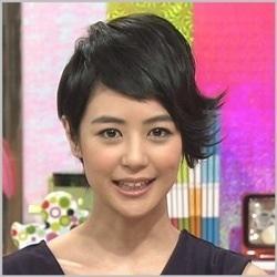 夏目三久髪型2