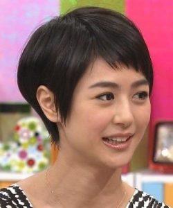 夏目三久髪型5
