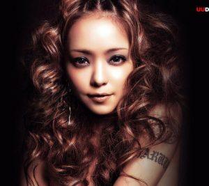 安室奈美恵髪型3