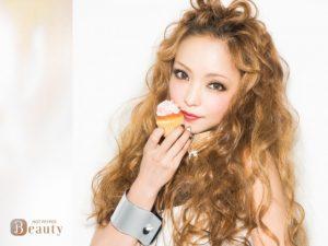 安室奈美恵髪型4