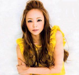 安室奈美恵髪型7